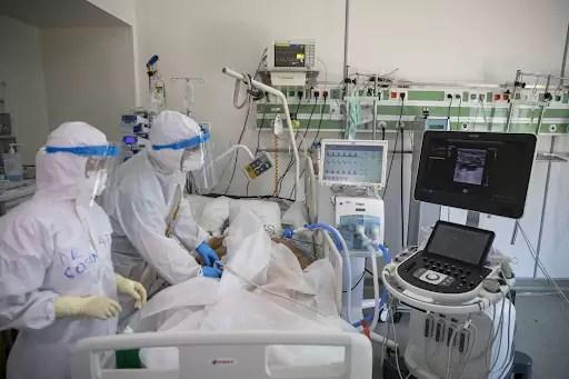 pacienti intubati