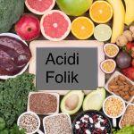 Acidi folik , Acid folik , Vitamina B9