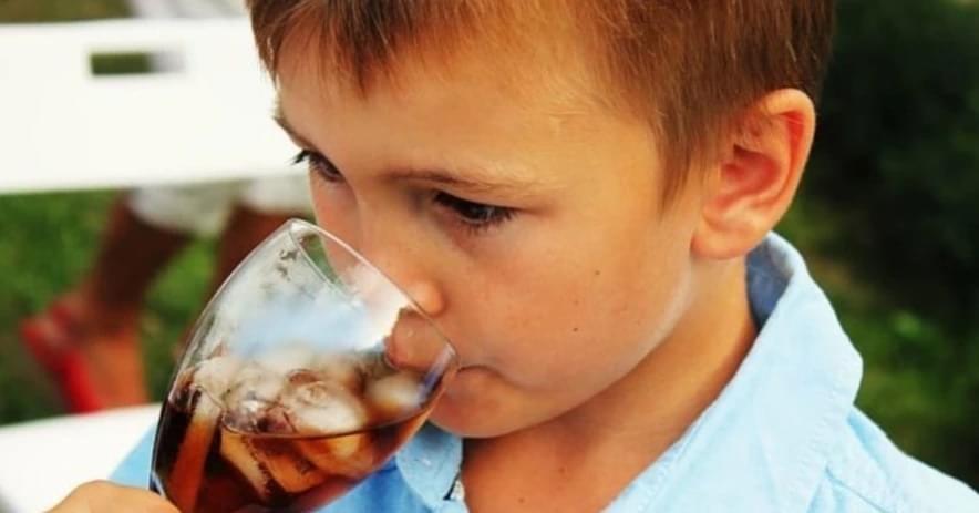 Fëmijët , Coca Cola