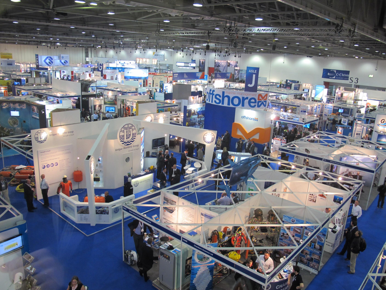 Excel London 2012 - Feira