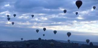 balon kazası