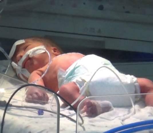 annesi öldürülen bebek