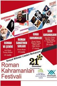 21 Aralık Dünya Roman Kahramanları Günü