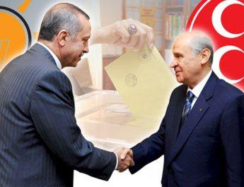"""Barış Yarkadaş, """"AKP'nin seçim hilesi""""ni yazdı: MHP bu plana sıcak yaklaşmıyor"""