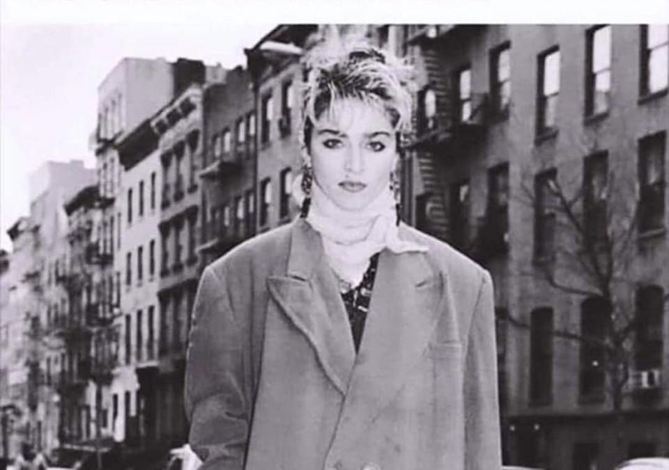 Madonna Başladığı Yerde