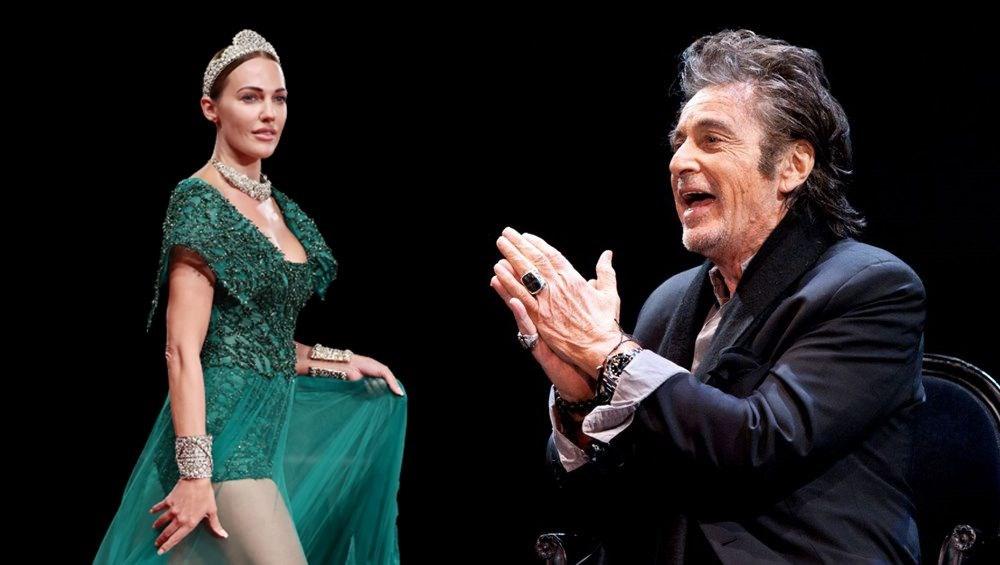 Al Pacino MeryemUzerli'yi İstiyor