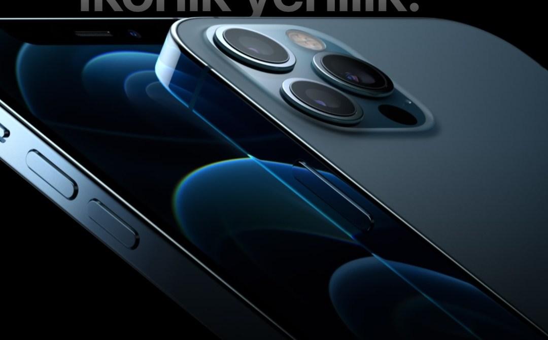 HIZLI iPHONE 12 TANITILDI