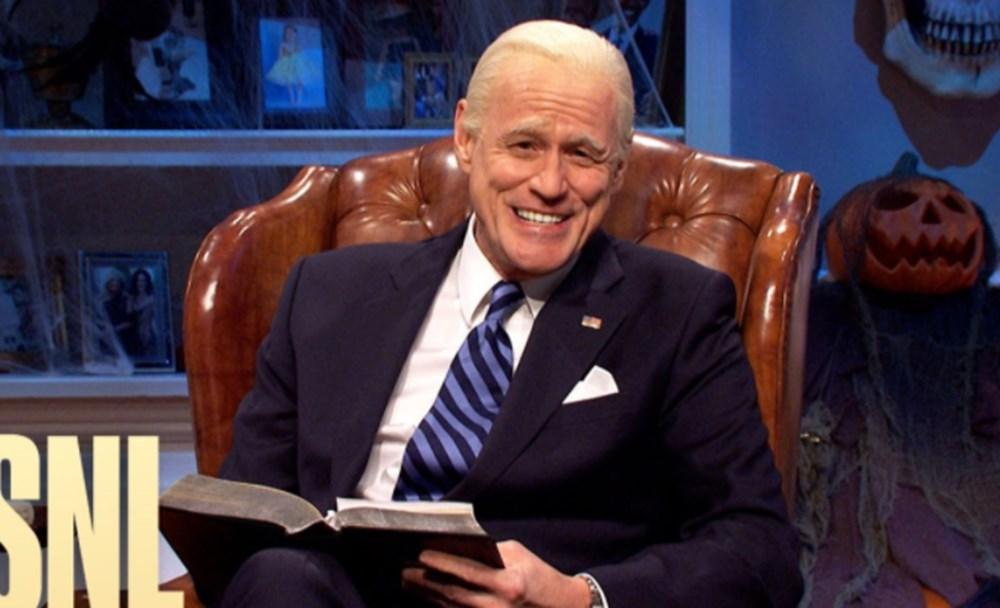 Jim Carey, Biden'ı Canlandıracak mı?