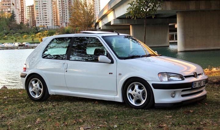 Peugeot'nun Küçüğü 30 Yaşında!