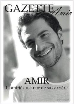 gazette team Amir -février/mars 2020