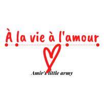 Campagne de soutien Team Amir A la vie à l'amour
