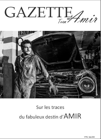 Le fabuleux destin d'AMIR