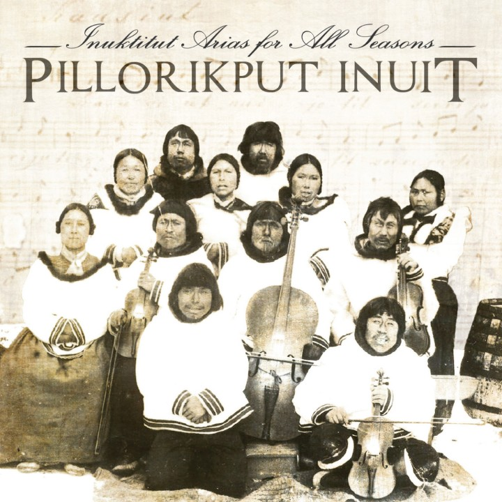 Pillorikput Inuit: Inuktitut Arias for All Seasons is nominated for an ECMA in the category of Aboriginal Artist of the Year.