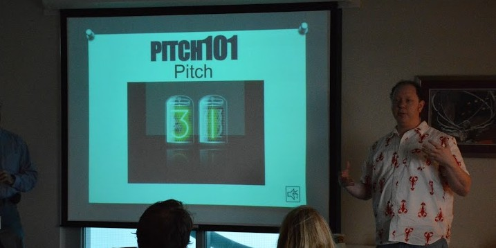 Pitch101 takes place on Friday, Feb. 19.