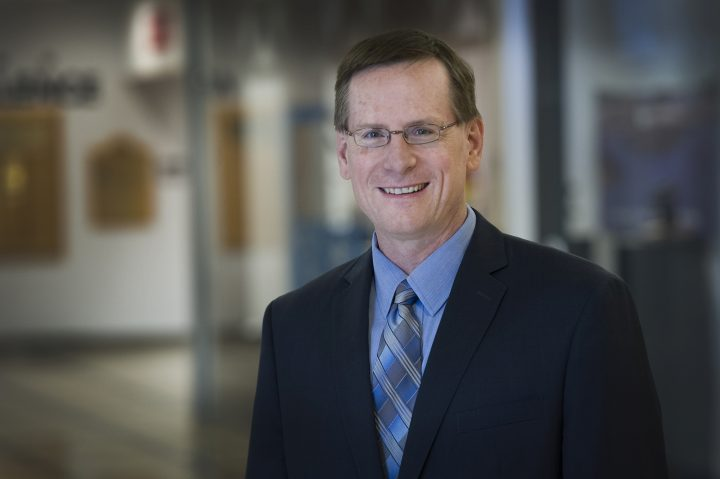 Dr. Greg Naterer, dean, Faculty of Engineering and Applied Science, is a respected leader in education and research.