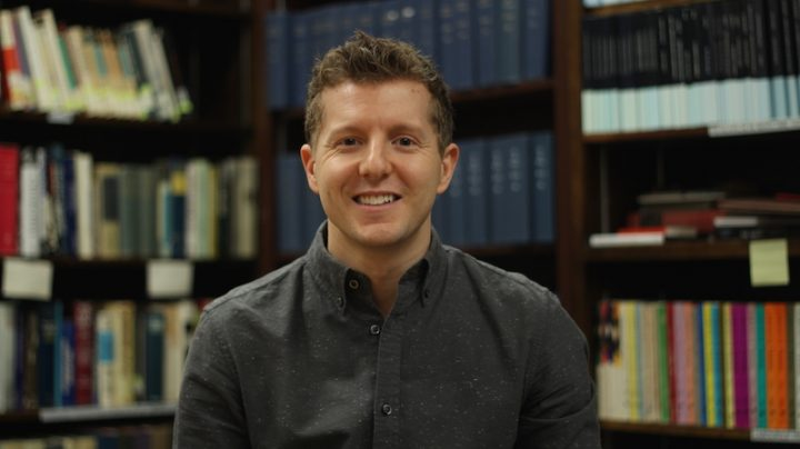 Assistant professor Justin Fantauzzo