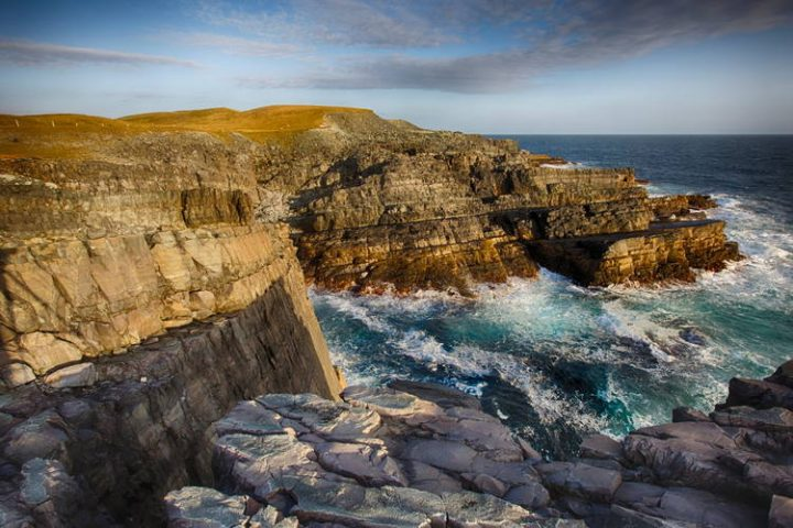 UNESCO World Heritage Site Mistaken Point, N.L.