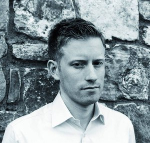 Irish writer Colin Barrett