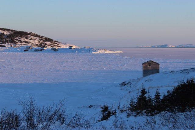 One of Dr. Carolina Tytelman's photos from the two years she spent doing fieldwork in Labrador.