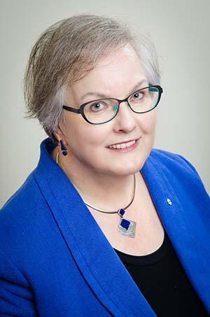 Anne Martin-Matthews