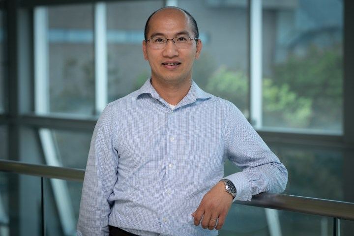 Dr. Hai Nguyen, Tier 2 Canada Research Chair in Health Policy Evaluation and Health Care Sustainability, School of Pharmacy.
