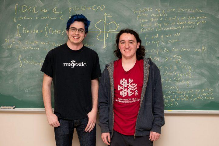 Sam Bauer and Andrew Dawson.