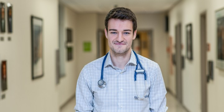 Medicine, student, Rhodes scholar, award