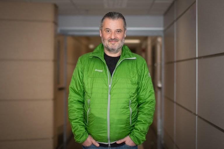 Dr. Michael Leitges