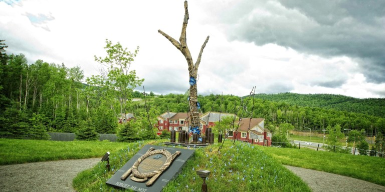 The Danger Tree, Grenfell Campus