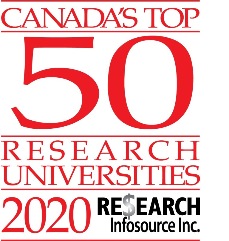 Research Infosource said Memorial led the Atlantic region and moved up two spots on its national ranking.