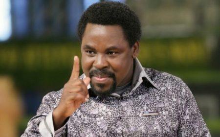 Popular Nigerian Pastor TB Joshua Reportedly Dead at 57
