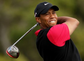 Tiger Woods Still Recovering