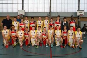 tournoir euro basket u16 amiens vs slovene 0004 - leandre leber - gazettesports