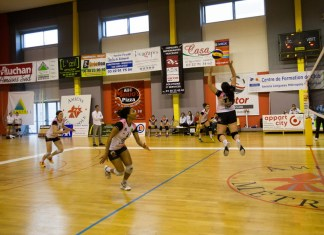 volley ball almvb vs clamart 0001 - leandre leber - Gazettesports