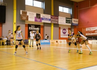 volley ball almvb vs clamart 0006 - leandre leber - Gazettesports