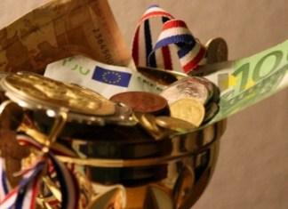argent et sport, le monde dus port de haut niveau sécoué par les affaires