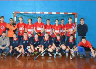 U19 hockey en salle