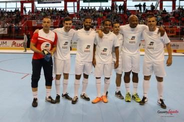 L'équipe de Pauleta. Photo : Leandre Leber - Gazettesports.fr