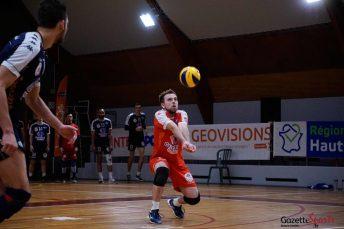 Volley Ball MAsculin - Amiens Vs Mende - Romain Gambier- Gazettesports-17