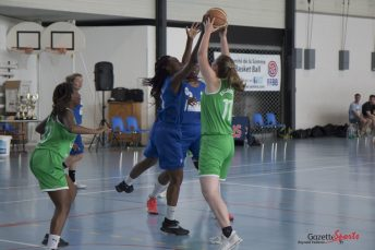 Baskett Féminin U17 MABB vs ESCLAMBB 06 mai 2018 (Reynald Valleron (8)