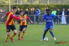 football ac amiens vs lens b _0372 - leandre leber - gazettesports