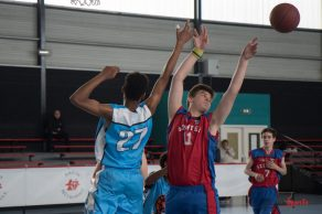 Szentesi KK - Kosarlabda Klub) (Hongrie) vs LLC Dreaming Tiger (Reynald Valleron) (17)
