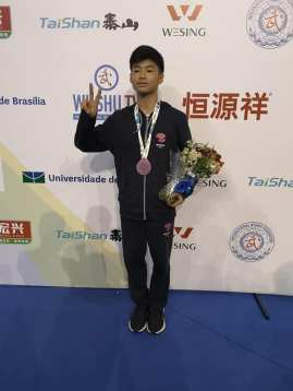 2ème médaille