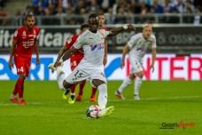 football - ligue 1 - amiens sc vs montpellier - _0564 - leandre leber - gazettesports