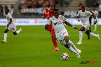football - ligue 1 - amiens sc vs montpellier - juan otero _0001 - leandre leber - gazettesports