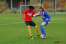 FOOTBALL - Portugais Feminin VS Calais - Gazette Sports - Coralie Sombret-8