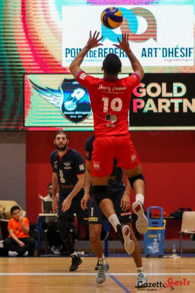 VOLLEY-BALL - AMVB vs PUC Volley - Gazette Sports - Coralie Sombret-6