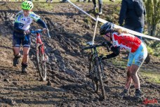 CYCLOCROSS - Championnat de France - Gazette Sports - Coralie Sombret-16