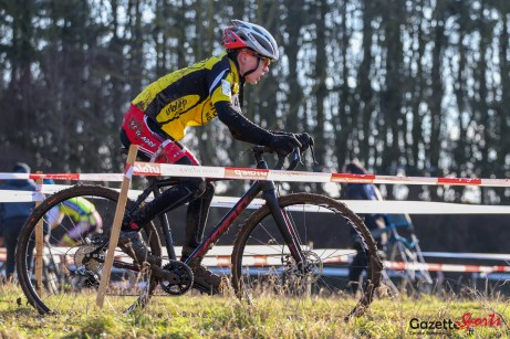 CYCLOCROSS - Championnat de France - Gazette Sports - Coralie Sombret-21