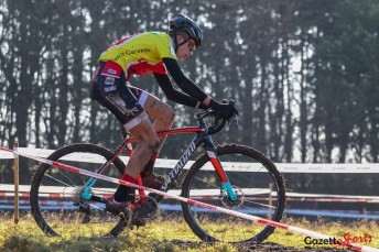 CYCLOCROSS - Championnat de France - Gazette Sports - Coralie Sombret-22